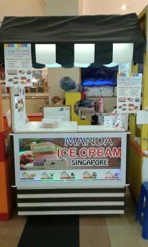 MANDA ICE CREAM SINGAPOR