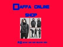 Dafa online shop
