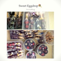 Sweet eggdrop