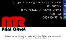 MR Print Offset