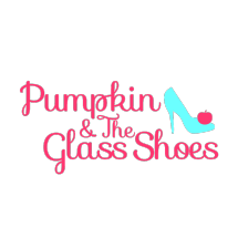 Pumpkin Glass Shoes