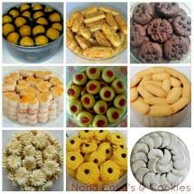 Nona Cake's & Cookies