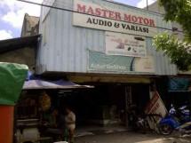 MASTER MOTOR VARIASI