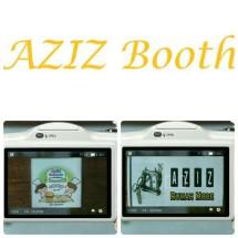AZIZ Booth