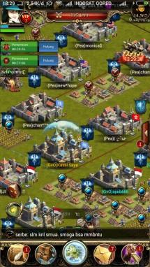 games clash of Queen's
