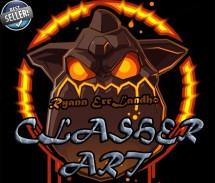 Clasher Art