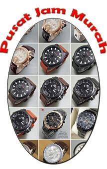 Warung jam tangan KW