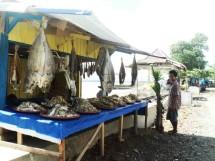 Ikan Asin Bengkulu