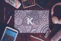 K Doodle & Zentangle