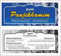 Batik Panjikhamim