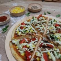 iVegan Pizza