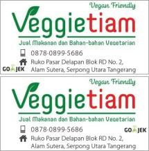 Veggietiam Vegetarian