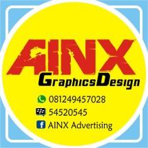 AINX graphic design