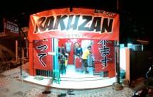 Rakuzan Cloth
