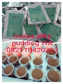 silky pudding Deaffan