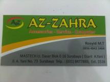 AZ-ZAHRA COMPUTER