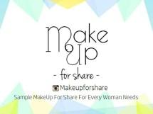 Makeupforshare