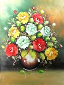 Lukisan Kanvas Bali