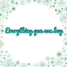 everythingyoucanbuy