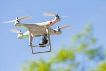 drone keren