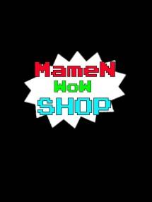 mamen wow shop