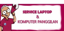 SERVICE LAPTOP SBY SDA