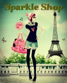 sparkle shop jkt