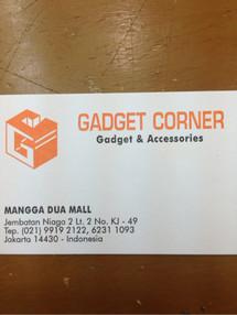 Gadget corner m2m