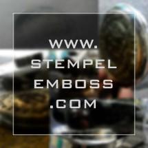 Toko Stempel Emboss