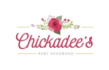Chickadees babyheadband