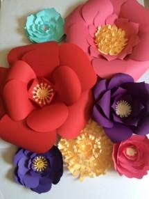 Paper Flower Surabaya