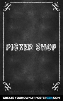 Picker Shop