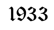 1933 shop