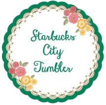 Starbucks City Tumbler
