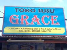 Toko Susu Grace