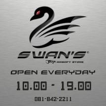 Swan's Jogja
