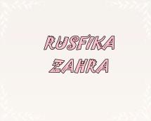 Zahra Aneka