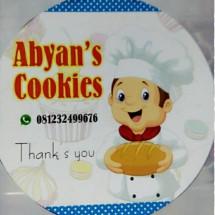 Abyan's Cookies