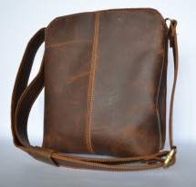 house leather bag