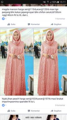Muslim Dress Shop