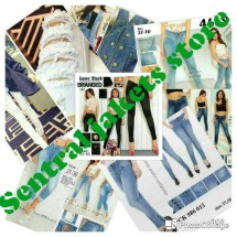 Sentral Jackets Store