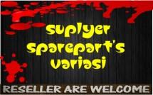 SUPLYER SPAREPART & VRS