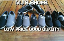 MJ'S SHOES
