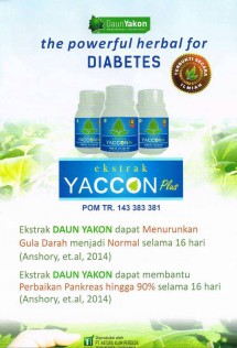 Rumah Yaccon Diabetes