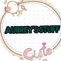 Aubrey's Stuff