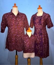 Batik Magenta