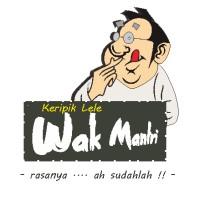keripik lele Wak Mantri