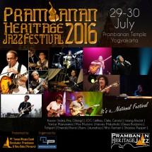 Prambanan Heritage Jazz