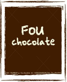 fou chocolate shop