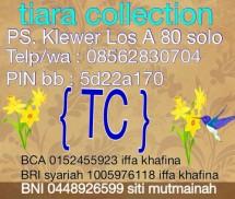 batik tiara collection